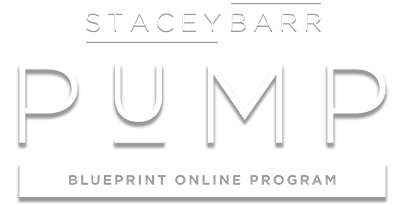 PuMP Performance Measure Blueprint Online Program, by Stacey Barr